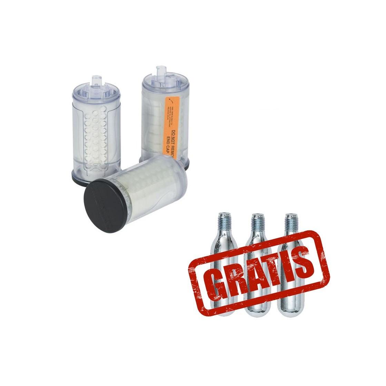 Lurex attrattivo per Mosquito Magnet con cartucce per la pulizia
