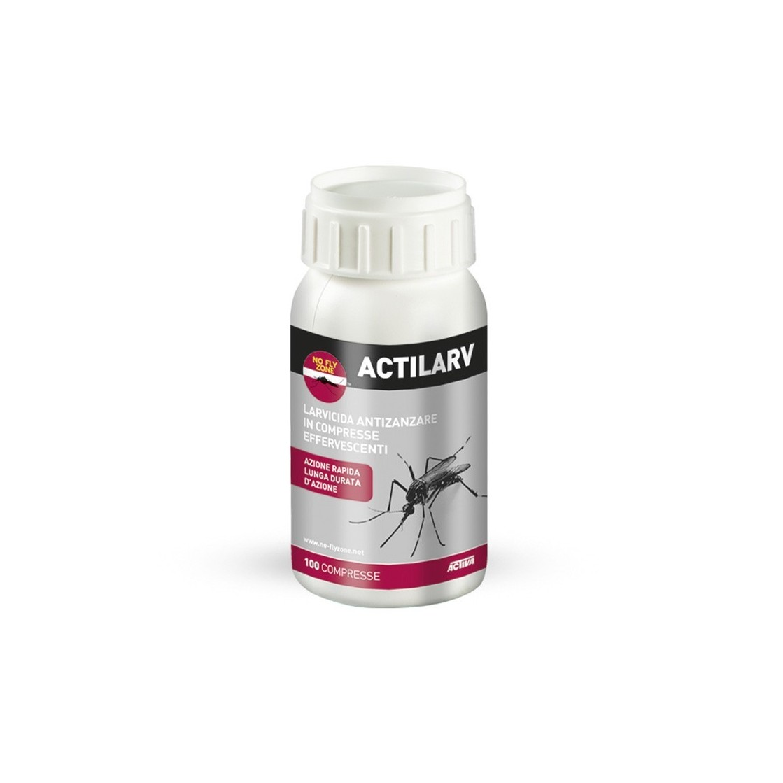 Larvicida Actilarv 100 compresse