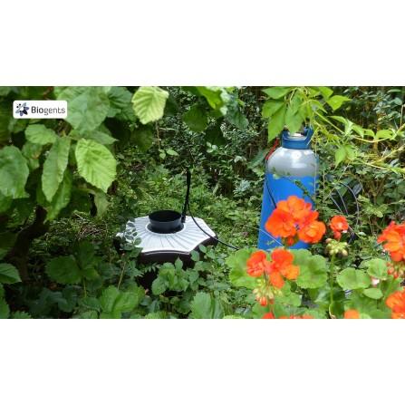 Biogents Mosquitaire con CO2 trappola per zanzare tigre