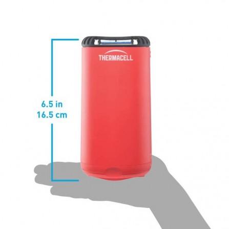 ThermaCELL Mini Halo Rosso - Repellente zanzare, mosche e pappataci