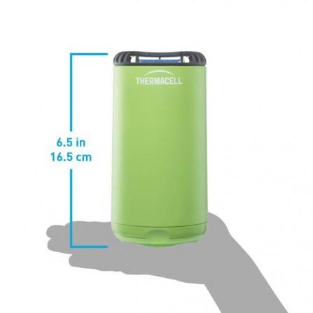ThermaCELL Mini Halo Verde - Repellente zanzare, mosche e pappataci