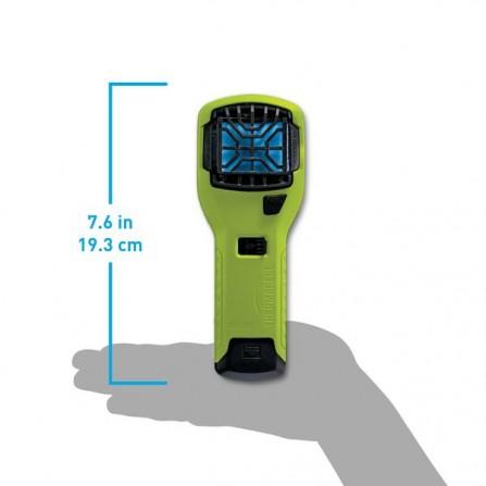 ThermaCELL Portatile Verde Fluo MR300 - Repellente zanzare, mosche e pappataci