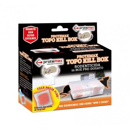 Protemax Topo Kill Box -Stazione Di Sicurezza