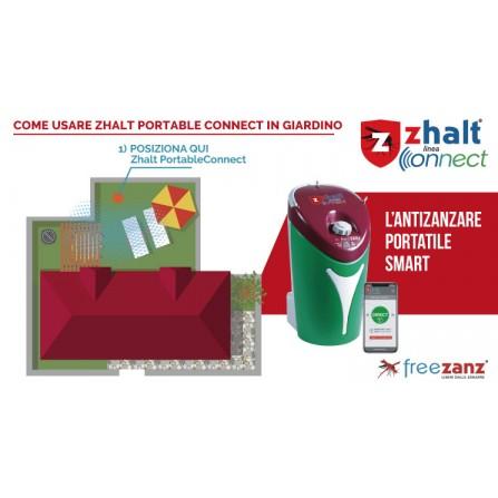 Zhalt portatile Connect