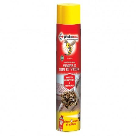 Protemax Vespe E Nidi Insetticida Spray 750 ml