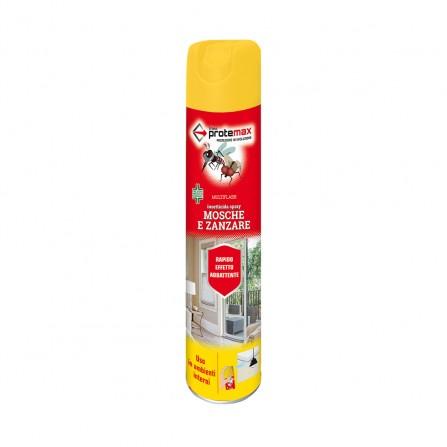 Protemax Insetticida Mosche E Zanzare Spray 500 ml