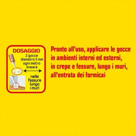 Protemax Esca Gel Formiche Siringa 5 gr