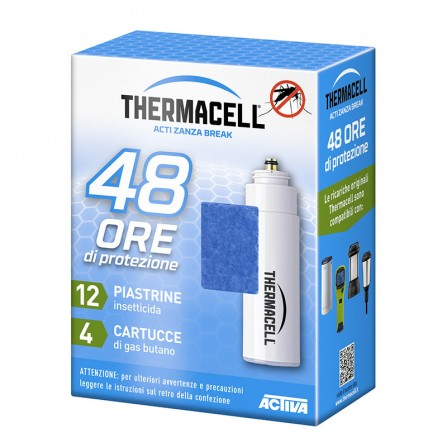 Ricariche 48 ore ThermaCELL