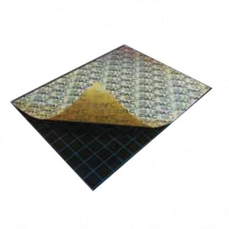Piastre collanti per Flytrap 30 e Halo 30, 45, 2x30 Colore NERO